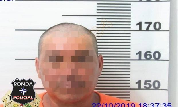 Homem é preso por crimes praticados contra ex-companheira