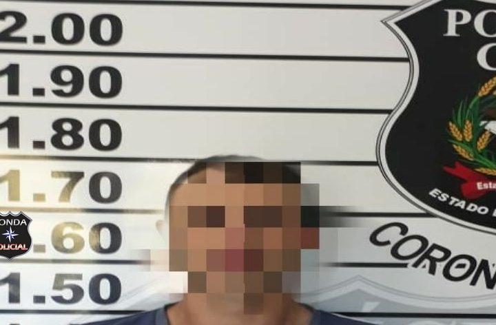 Polícia prende foragido do presídio com dois mandados de prisão