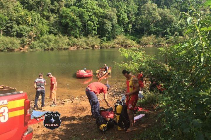 Localizado e identificada vítima de afogamento no interior de Marema