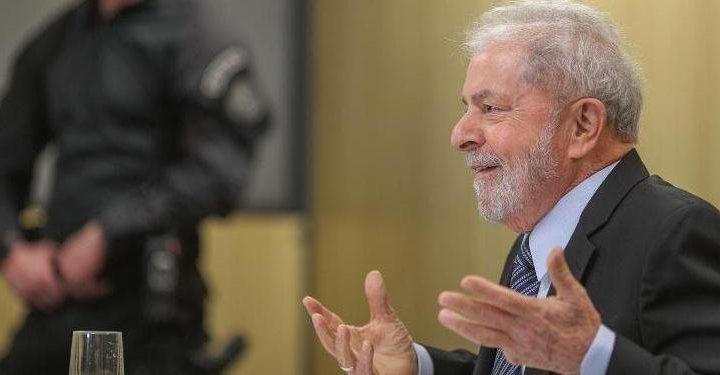 MPF pede a TRF4 anulação da condenação de Lula na ação de Atibaia
