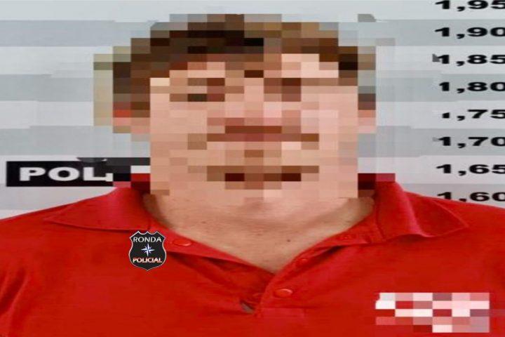 Assaltante condenado pela justiça é preso pela Polícia Civil em Xaxim