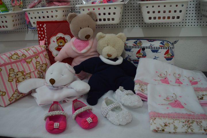 Kassia Arteira tudo para o enxoval do seu bebê!