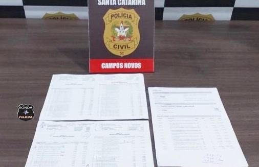 Casal é preso tentando fraudar licitação em prefeitura
