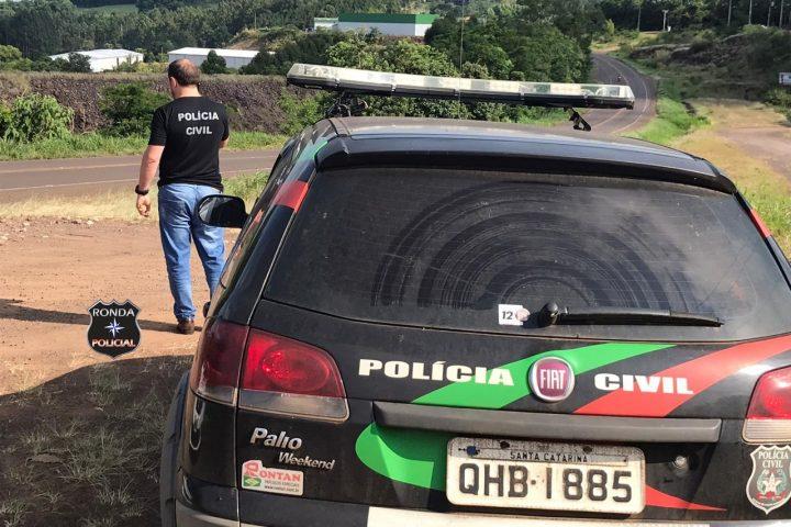 Polícia encontra homem suspeito de praticar estupro às margens de rodovia