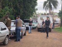 Homem acaba morto após investir contra policiais no início da tarde em Xanxerê