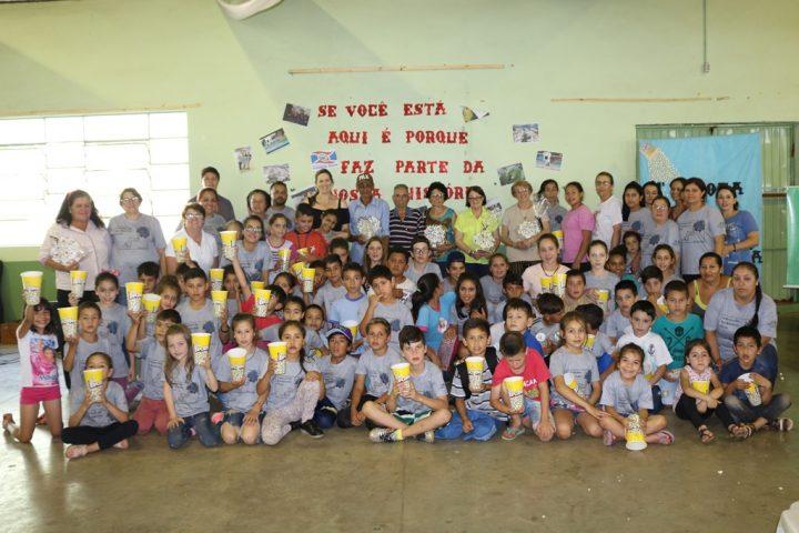 1ª Pipoca com Cultura do SCFV de Passos Maia resgata história do município