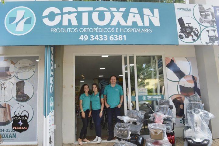 Ortoxan oferece produtos exclusivos na linha ortopédica e hospitalar