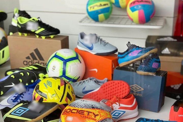 Esportiva Loja e Fábrica aqui você encontra a linha completa de produtos esportivos