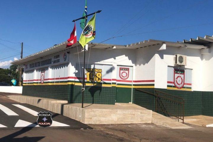 Número de acidentes reduz no trecho de abrangência da Polícia Militar Rodoviária de Bom Jesus