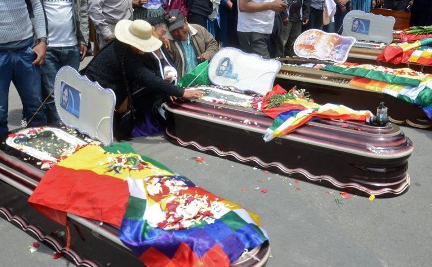 Bolívia tem 23 mortes em quase um mês de crise social