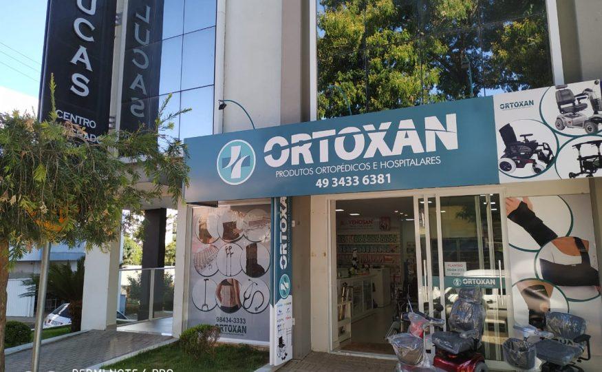 Ortoxan a maior e mais completa loja de produtos ortopédicos de Xanxerê e região