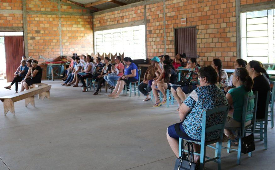 Recursos do Fomento Mulher começam a ser pagos a mais 78 agricultoras em Passos Maia