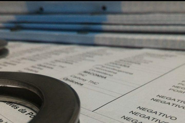 14 pessoas são indiciadas por falsificar exames toxicológicos