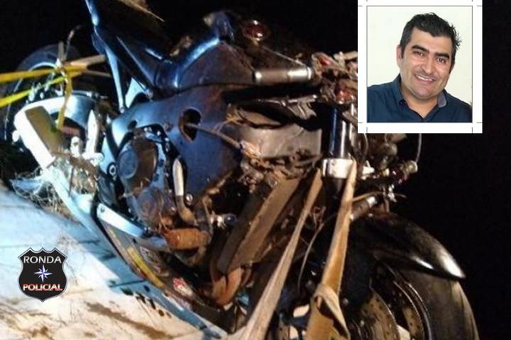 Morre motociclista que teve perna amputada na SC 390