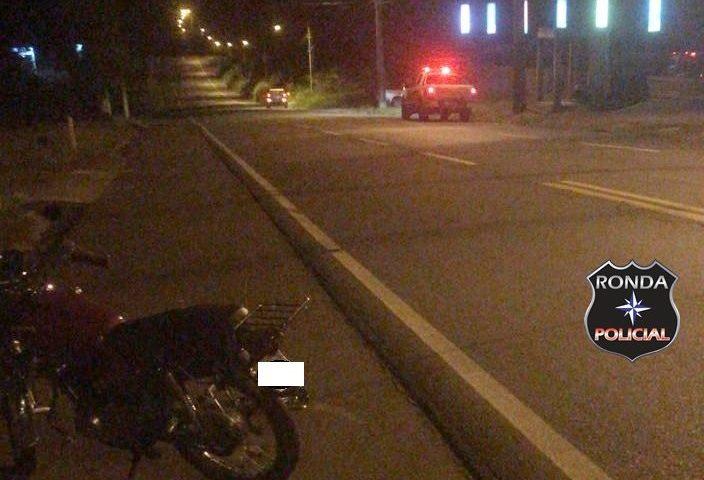 Jovem que teve perna amputada em grave acidente de moto morre no hospital