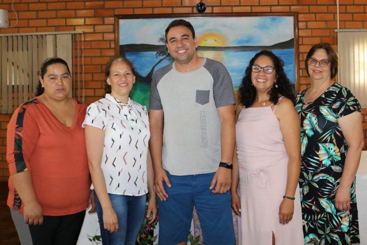 Novos conselheiros tutelares tomam posse para mandato de quatro anos em Passos Maia