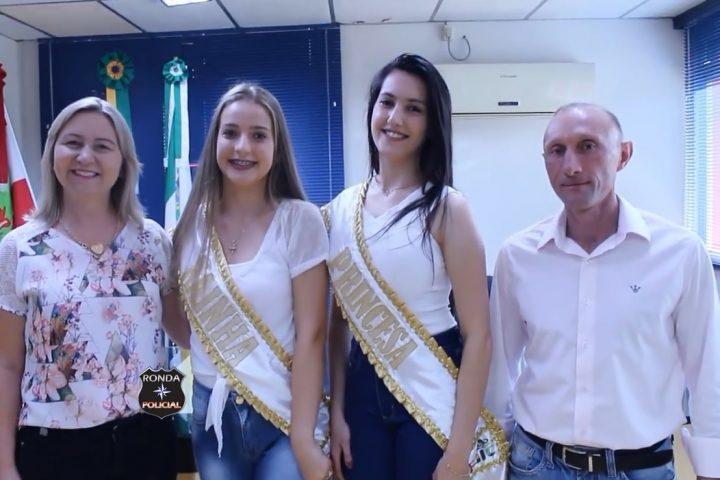 Conheça as soberanas da 7ª FAIC de São Domingos