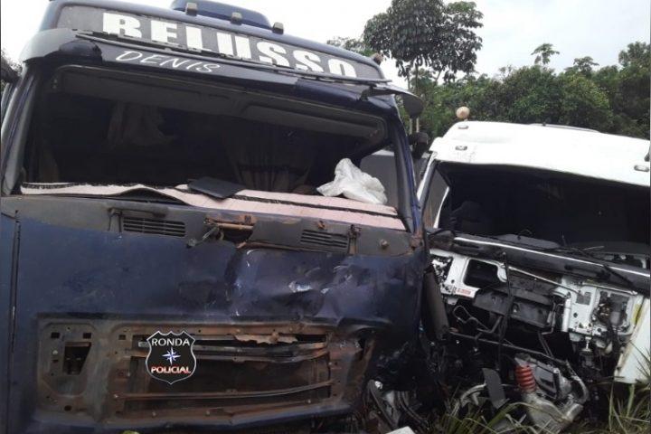 Caminhoneiro do Oeste se envolve em grave acidente com morte no estado do Pará