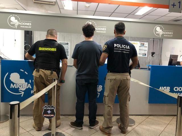 Advogado do Oeste procurado pela Interpol é preso no Paraguai
