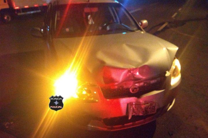 Jovem fica gravemente ferido em acidente na SC-157