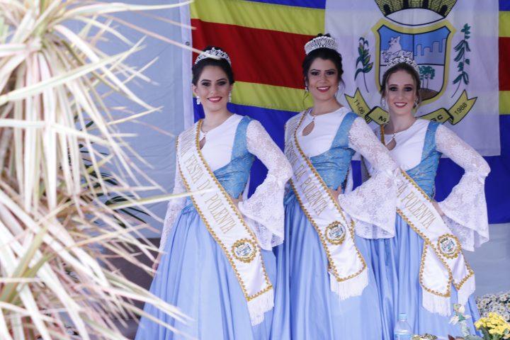 Marema abre inscrição para escolha da rainha e princesas da 3ª Festa da Polenta