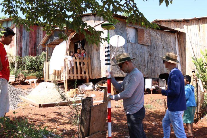 Regularização fundiária inicia em Vargeão