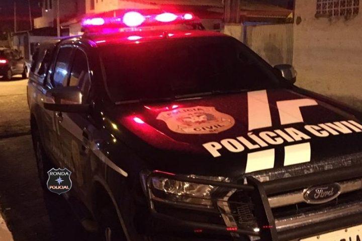 Polícia Civil prende homem em flagrante