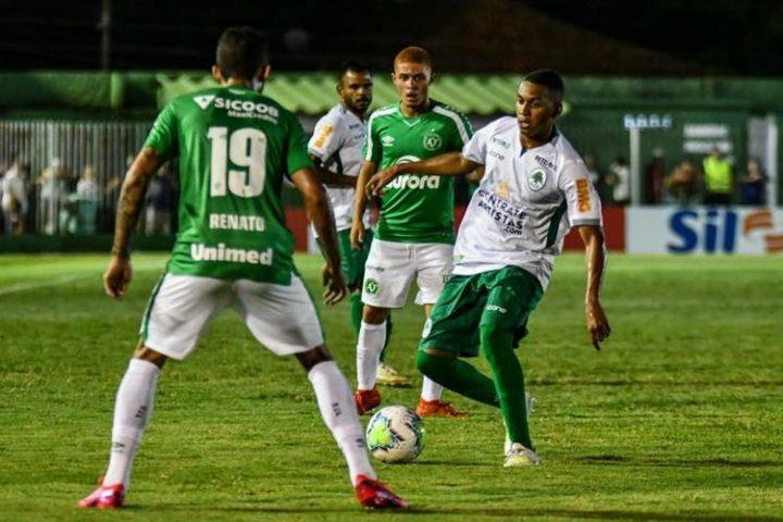 Chapecoense vence Boavista fora de casa e avança na Copa do Brasil