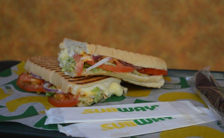 Subway Xanxerê e Xaxim com atendimento delivery! Peça você também dois Subway por apenas R$ 14,90