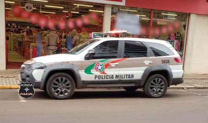 PM registra 12 empresas desrespeitando determinação de quarentena em Xanxerê