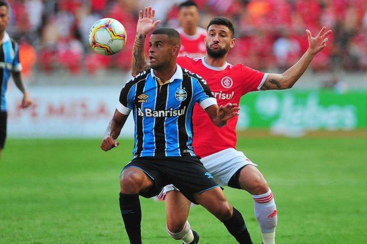 Em primeiro duelo pela Libertadores, dupla Gre-Nal faz clássico para a história