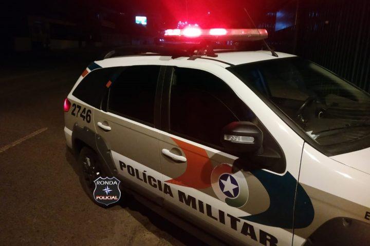 Assaltante foragido da justiça paranaense é preso pela PM no Oeste