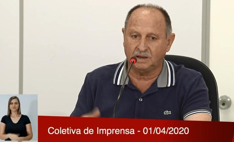 Prefeitura realiza mais uma coletiva atualizando informações do Covid em Xanxerê