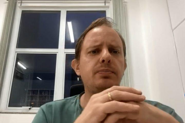 AO VIVO: Promotor Marcos Brandalise atualiza informações sobre últimas portarias por conta do Covid-19