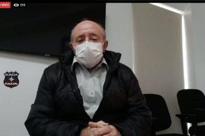 Profissionais de saúde de hospital de Joaçaba testam positivo para Covid-19