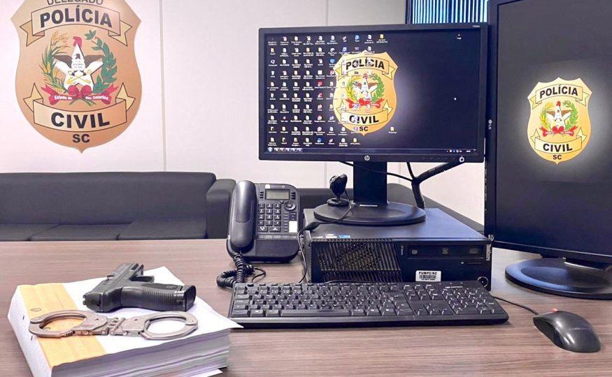 Polícia Civil esclarece assassinato e tentativas de homicídio praticadas por quadrilha em Xaxim