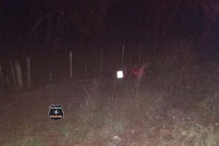 Jovem sofre graves ferimentos em acidente de moto