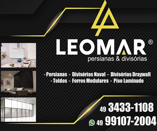 Leomar Persianas 100865
