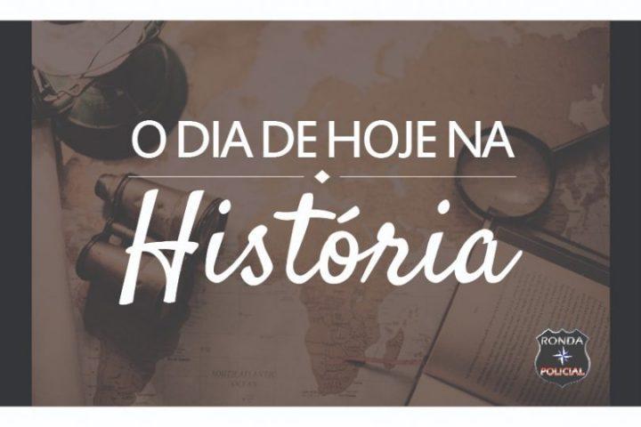 O Dia de Hoje na História – 23 de Setembro