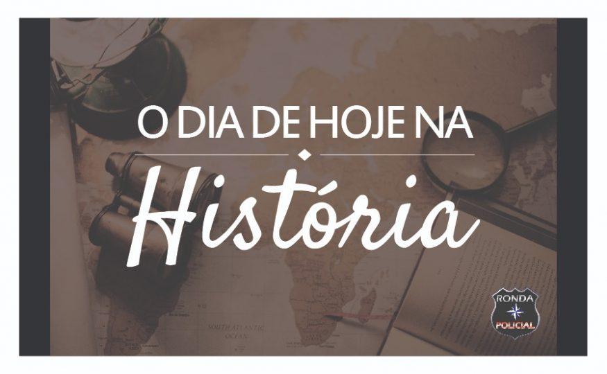 O Dia de Hoje na História – 05 de Junho