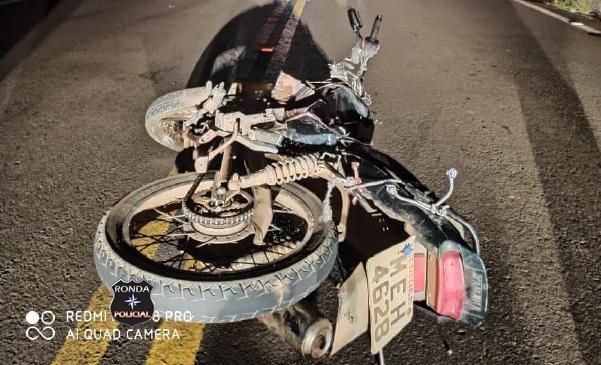 Ex-vereador morre em grave acidente de motocicleta