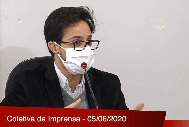 Xanxerê ainda não tem confirmação de chegada de novos respiradores para leitos do HRSP