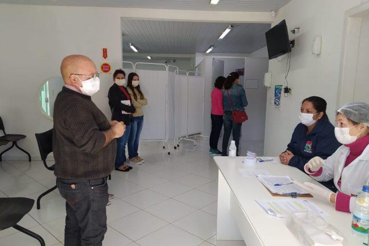 Prorrogada campanha da vacinação contra Influenza em Xanxerê
