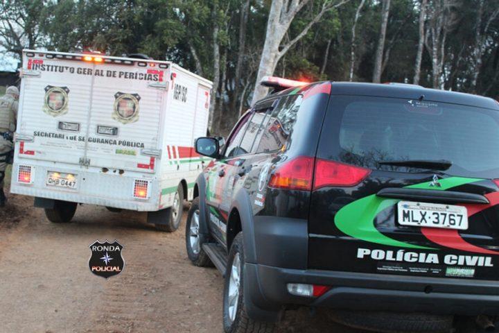 Casal de agricultores é morto a tiros em comunidade rural