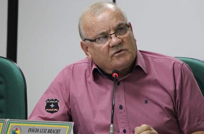 Presidente da Câmara testa positivo para Covid-19 em Xaxim