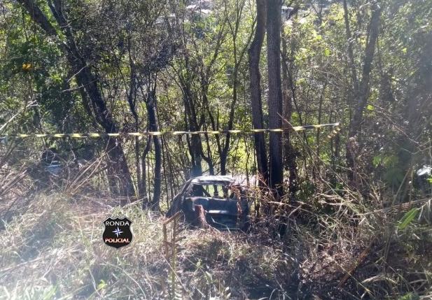 Fiscal da Vigilância Sanitária morre carbonizado em grave acidente na BR-282
