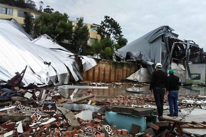 Prejuízos com Ciclone Bomba em Santa Catarina chegam a R$ 500 milhões