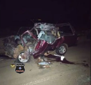 Jovem de Campo Erê morre em acidente no Oeste