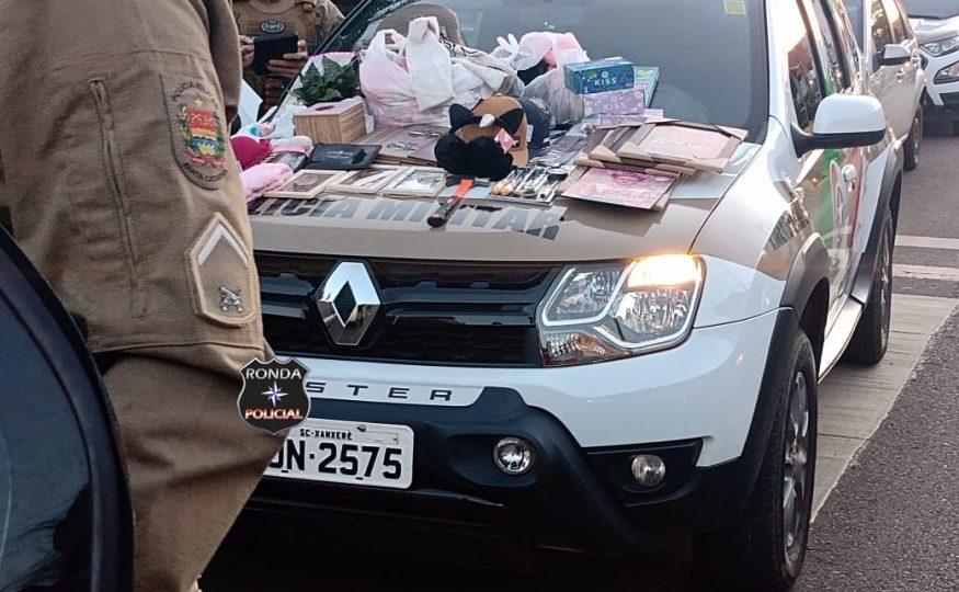 Casal gaúcho é preso após realizar compras repassando cédulas falsas no comércio de Xanxerê