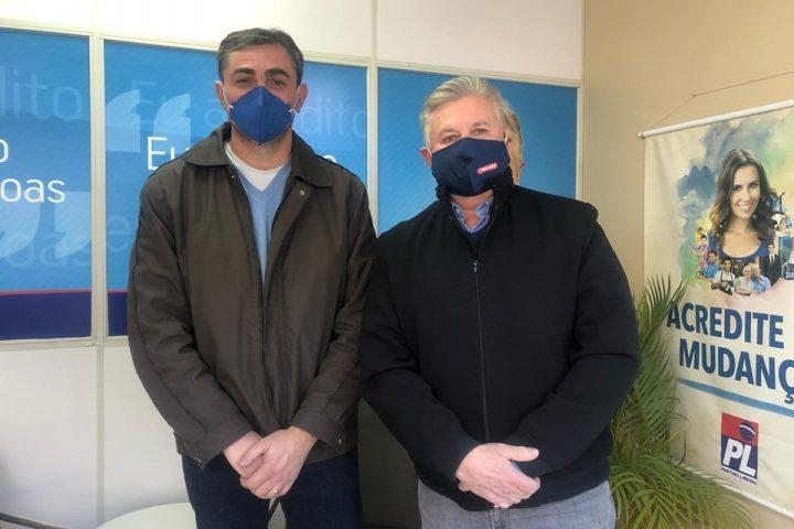 Deputado Berlanda reafirma compromisso e apoio a Vigo como pré-candidato a Prefeito de Xanxerê